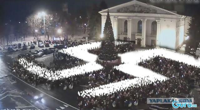 факельные шествия нацистов в германии