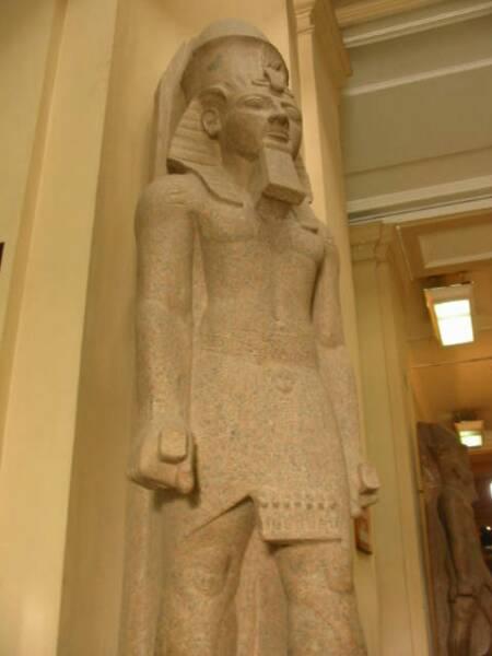 феншуй фигура фараона