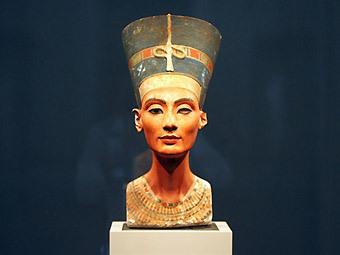 феншуй голова статуэтка нефертити