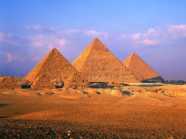 феншуй пирамиды
