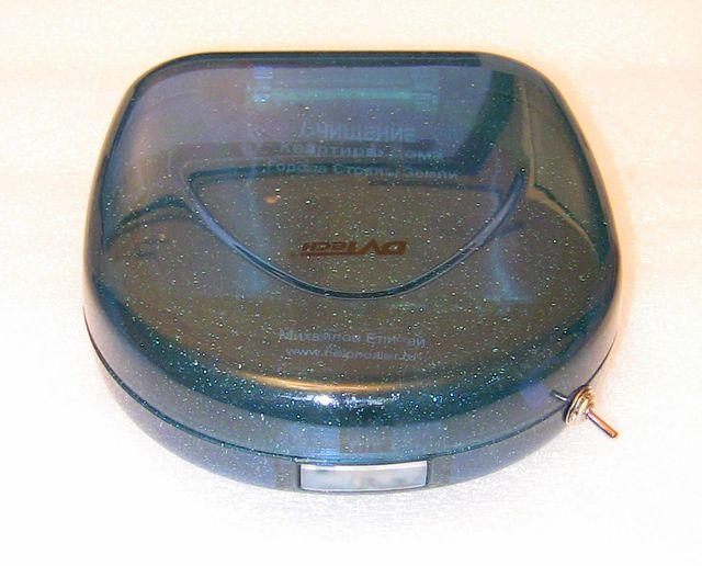 Специальный плеер для дисков ОЧИЩЕНИЕ КВАРТИРЫ, ДОМА, ГОРОДА, СТРАНЫ, ЗЕМЛИ