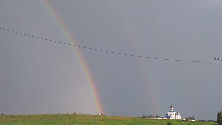 прелесть радуга